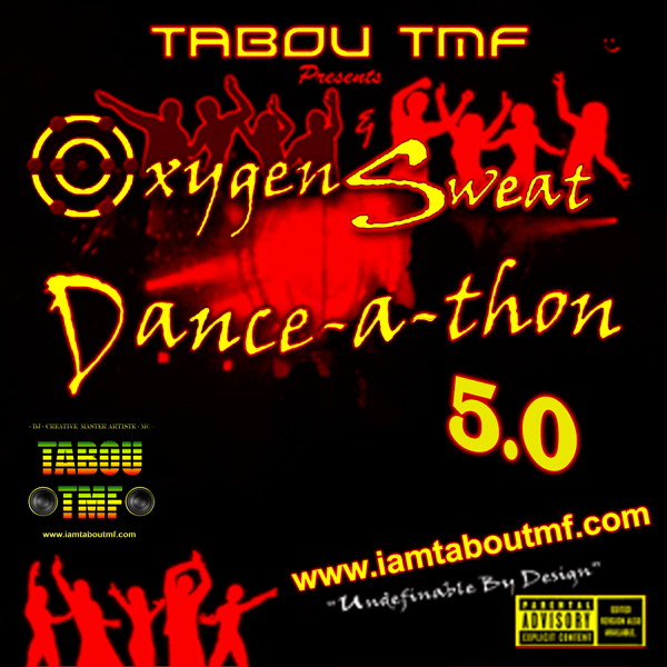 Tabou TMF - Oxygen & Sweat Danceathon 5.0