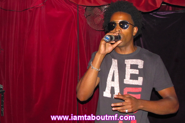 Tabou TMF aka Undefinable One Live at Undefinable Productions Summer Show Spectacular
