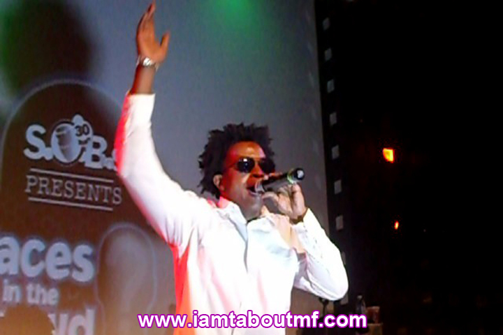 Undefinable One aka Tabou TMF performing live at SOBs