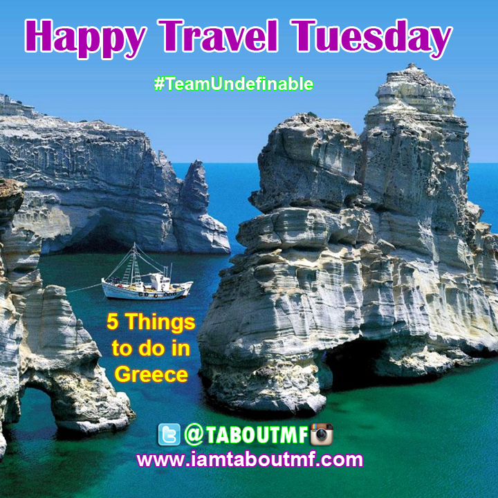 iamtaboutmf Travel Tuesday Greece