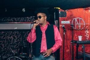 Tabou TMF aka Undefinable One performing at Lit Lounge in NYC