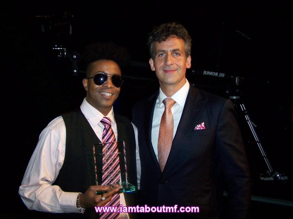 Tabou TMF aka Undefinable One & Bronxnet Executive Director Michael Max Knobbe
