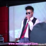 Tabou TMF aka Undefinable One Performing at R Bar in New York Cit