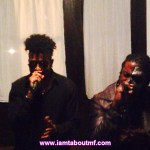 Tabou TMF aka Undefinable One & Path P Performing at Stuyvesant Mansion