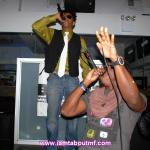 Tabou TMF aka Undefinable One & Path P performing at Gasolina Lounge