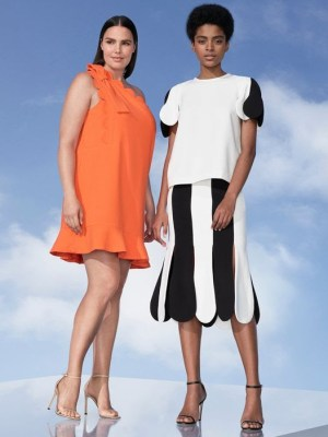 Check out the Victoria Beckham collection exclusively at Target!