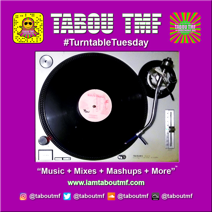 Tabou TMF Turntable Tuesday Vinyl Selection - Fade Away - Junior Byles