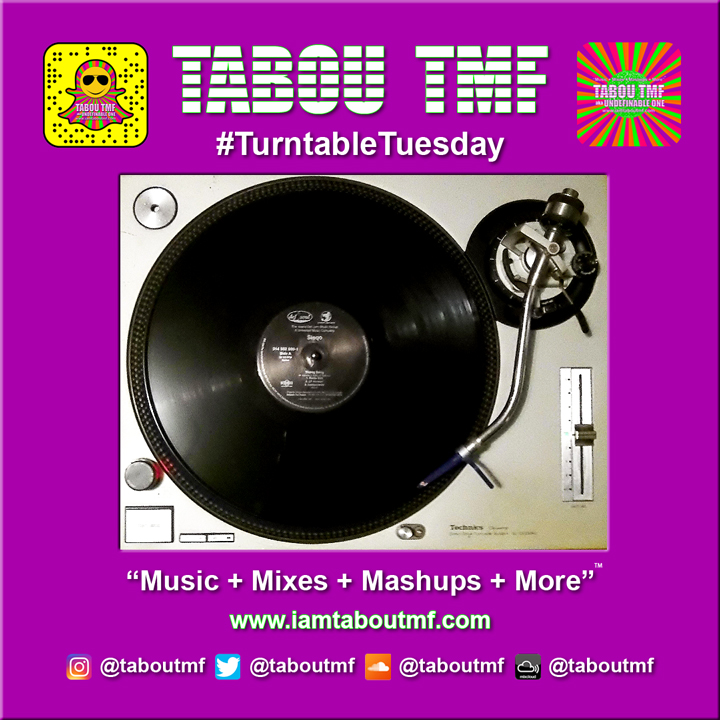 The Tabou TMF Turntable Tuesday selection Thong Song by Sisqo