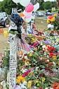Memorial Site Aurora Shootings