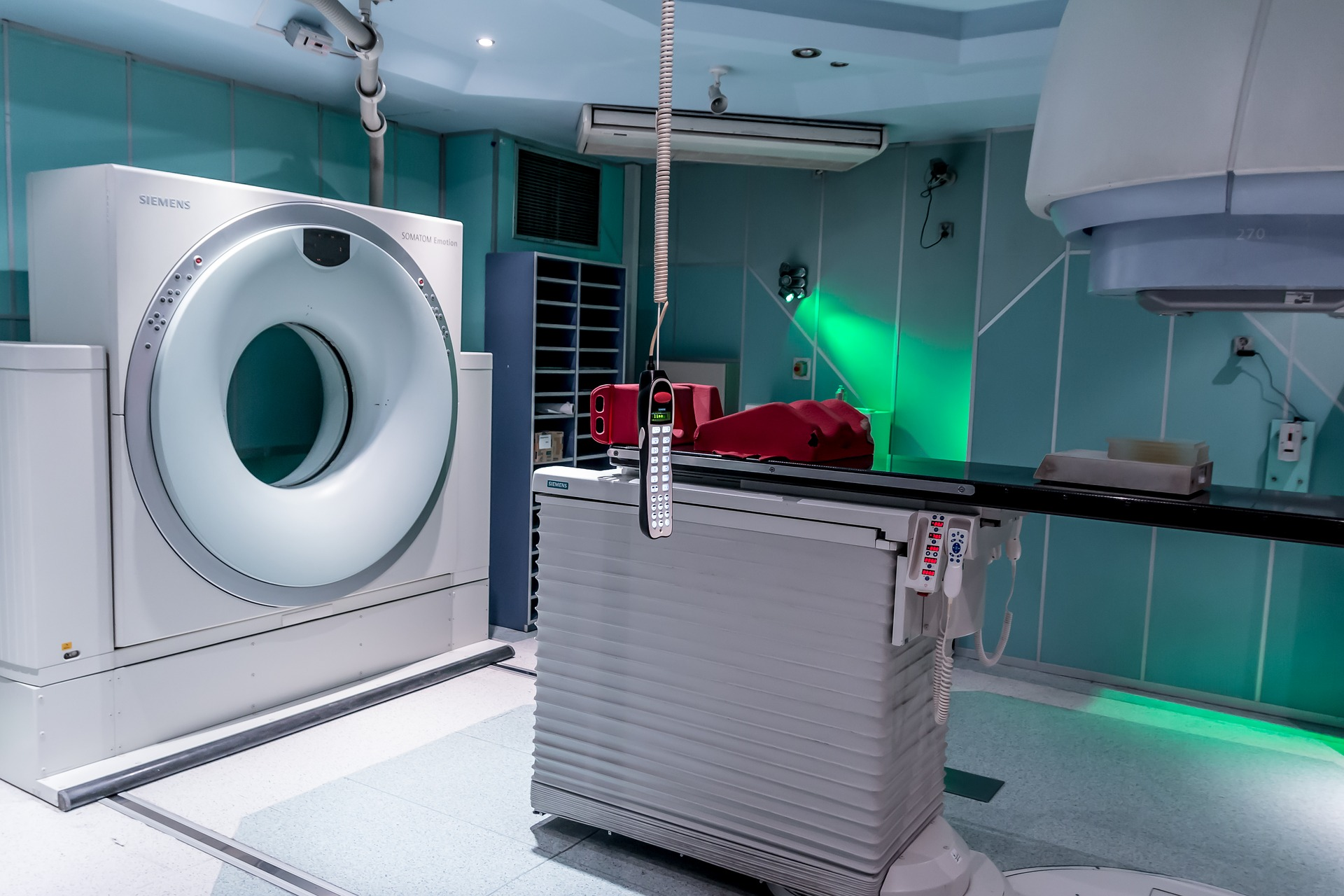 MRI machine