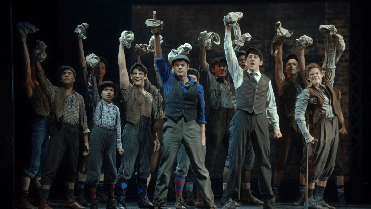 'Disney's Newsies: The Broadway Musical!' Now Available | I am the Maven®