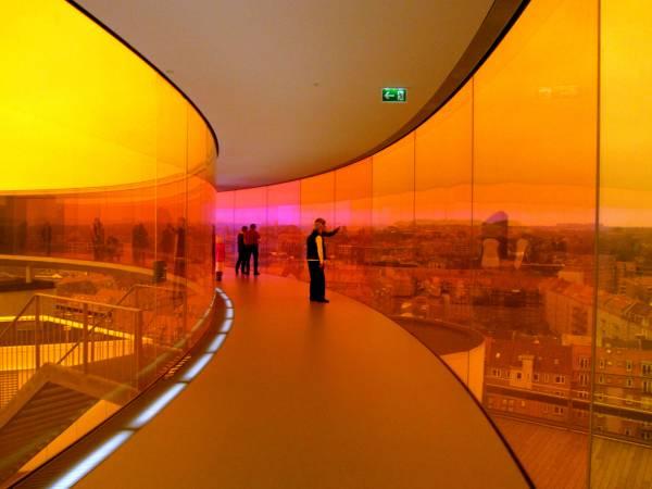 ARoS Aarhus Art Museum Is in Denmark