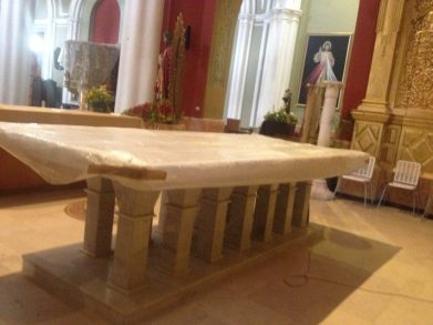 9 Altar nuevo