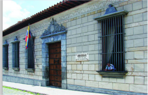 Casa natal del Libertador