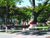 Plaza Alí Primera, antigua Padre Sojo