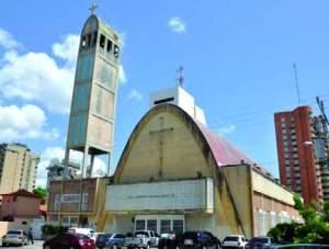 Iglesia San Antonio María Claret