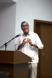 Jimmy Yañez. Seminario MACZUL
