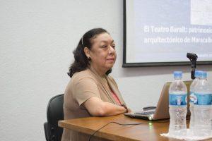 Nereida Petit. Foto Raúl Chirino