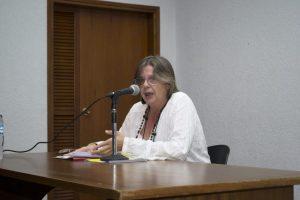 Sandra Pinardi. Foto Raúl Chirino