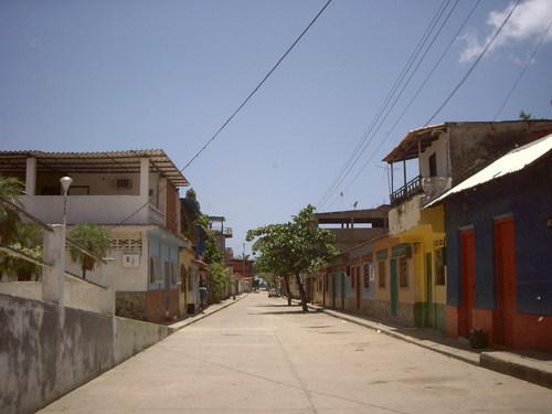 pueblo caruao