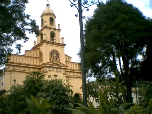 Iglesia María Auxiliadora de Cordero, Táchira.
