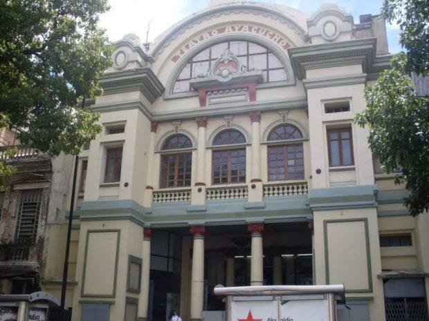Teatro Ayacucho, Caracas.