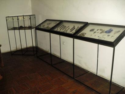 Parte de la exposición permanente del museo. Foto Mildred Maury.