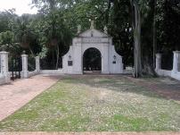 Fachada. San Felipe El Fuerte. Foto Mildred Maury.