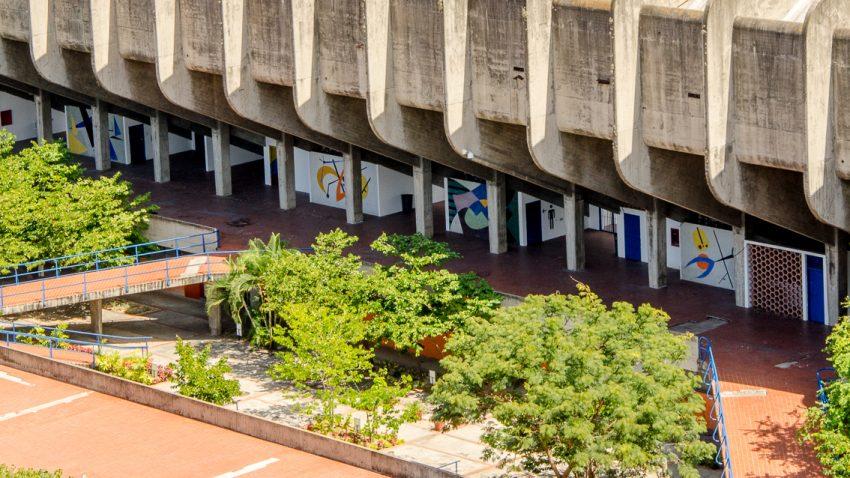 Estadio Universitario UCV