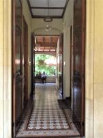 """Casa de la Historia """"Lorenzo A. Mendoza Quintero"""". Pasillo interno. Foto: Mayerling Zapata López."""