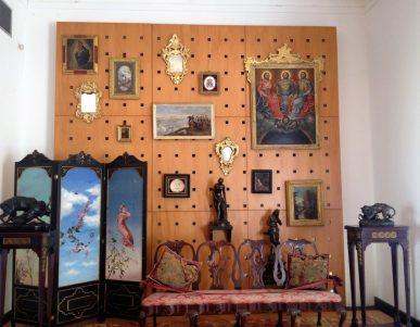 Sala Arístides Rojas. Foto Mayerling Zapata, enero 2017.