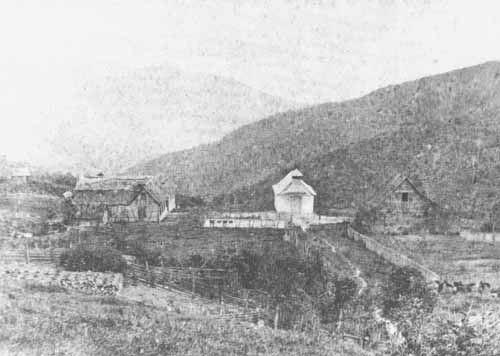 Alfredo Jahn. La Colonia Tovar, c. 1895.