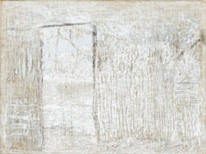 Luz tras mi enramada, 1926