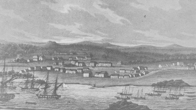 La Angostura de 1818. Foto Américo Fernández.