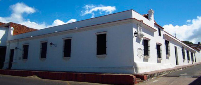 Casa del correo del orinoco iam venezuela for Casa correo