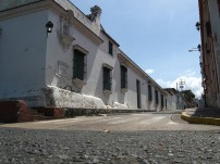La casa tiene un estilo antillano, por las influencias del comercio entre los siglos 17 y 19. Foto Carlos R. González P.