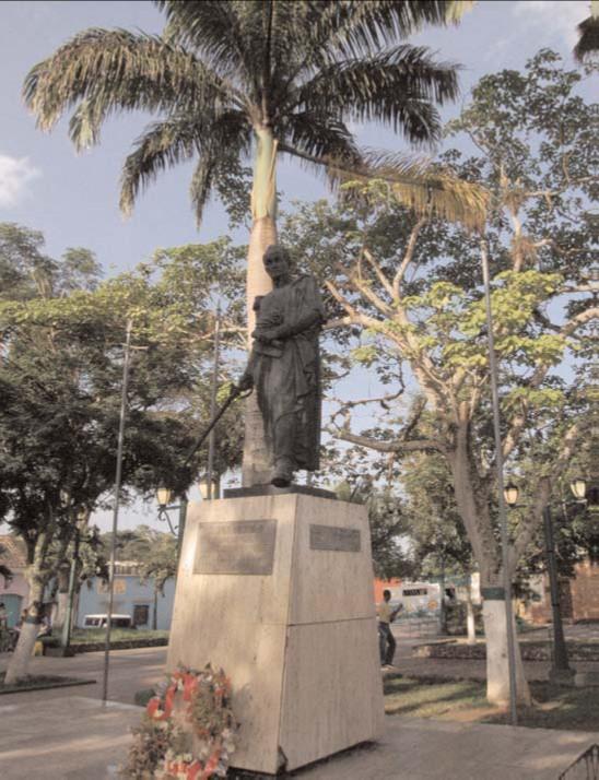 Plaza Bolívar de Duaca