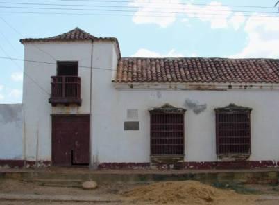 Fachada del Balcón de Bolívar. Foto Germán Montero A.