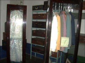 Colección de trajes adquirida por la alcaldía de Barinas. Foto colección cronista de la ciudad. Digitalización Marinela