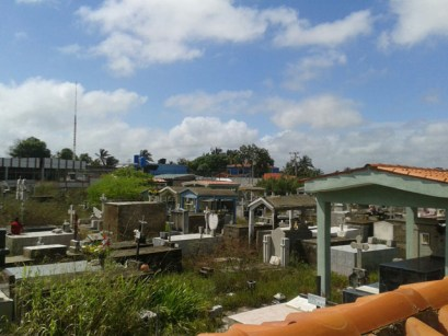 Cementerio municipal de Tucacas, vista actual. Foto ACN.