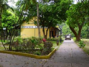Aún la antigua estación conserva su nombre.