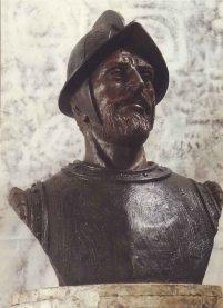 Busto de Gonzalo Piña Lidueña. Foto: archivo del José I. Vielma Vielma.