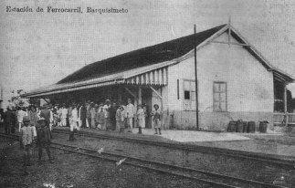 Estación Barquisimeto. Foto dig. correodelara.blogspot.com