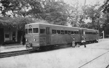 El tren del Gran Ferrocarril Venezuela pasaba dos veces al día por La Victoria. Foto dig. Luis Aniano Espinel.