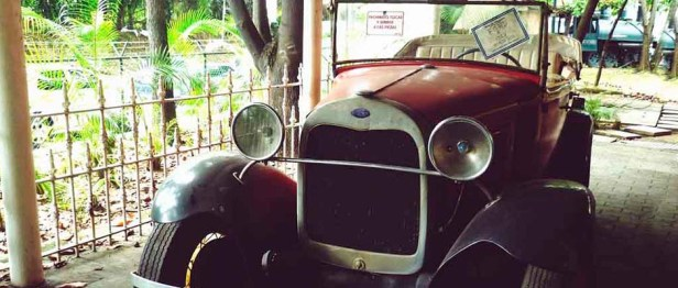 Ford A 1928 Phaeton. MTC. Foto FB Brisas del Mar.