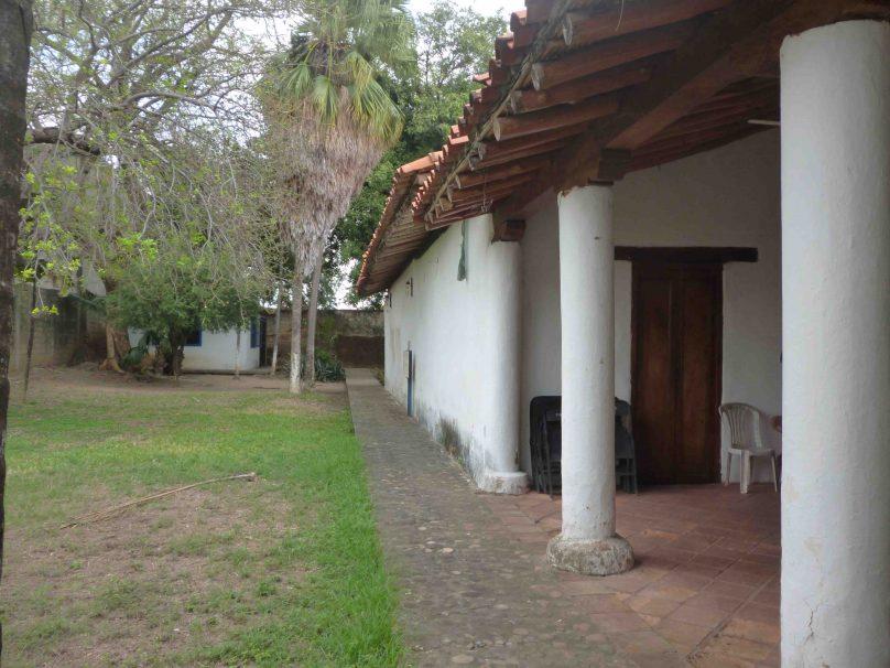 Foto 7 Patio externo. Foto Marinela Araque. Año 2017