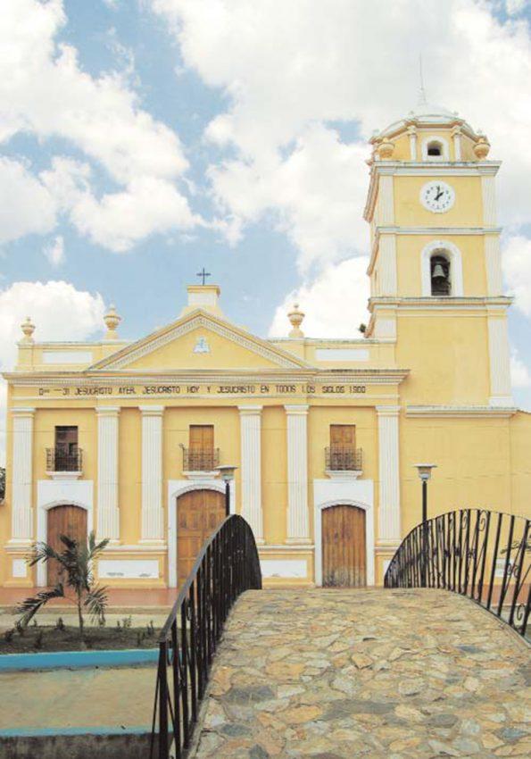 Iglesia Nuestra Señora del Rosario de Chiquinquirá
