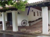 La construcción dispone de 5 salas. Foto Edilberto León.
