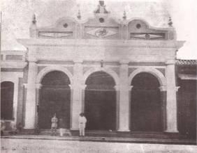 Teatro Ribas. Foto Turismoenaragua.