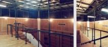 Vista general de la biblioteca. Foto V. Sánchez Taffur.